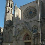 """Собор """"Santa Maria del Mar"""" в Барселоне"""