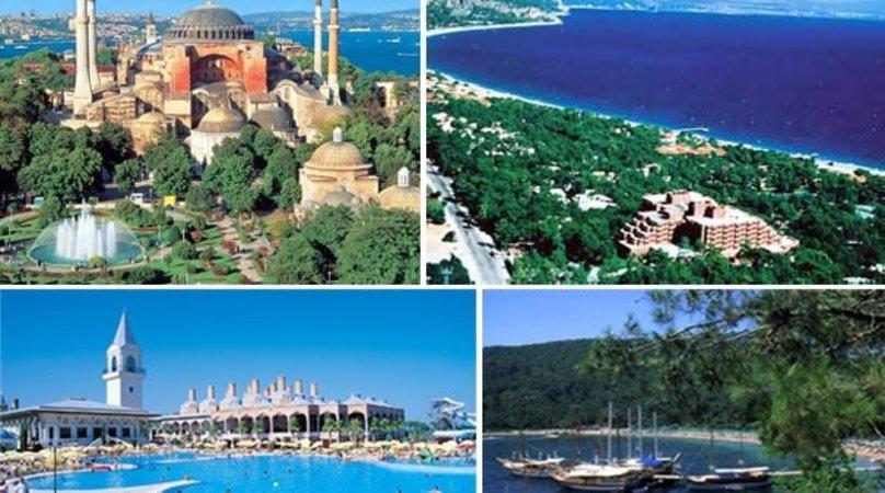 tur v turciju alanya 18 248 rub chel - Тур в Турцию Аланья 18 248 руб. чел.