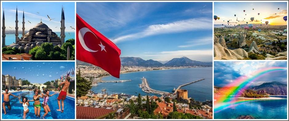 tur v turciju alanya 23 600 rub chel - Тур в Турцию Аланья 23 600 руб. чел.