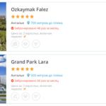 Тур в Турцию Кемер-Центр 25 628 руб. чел.