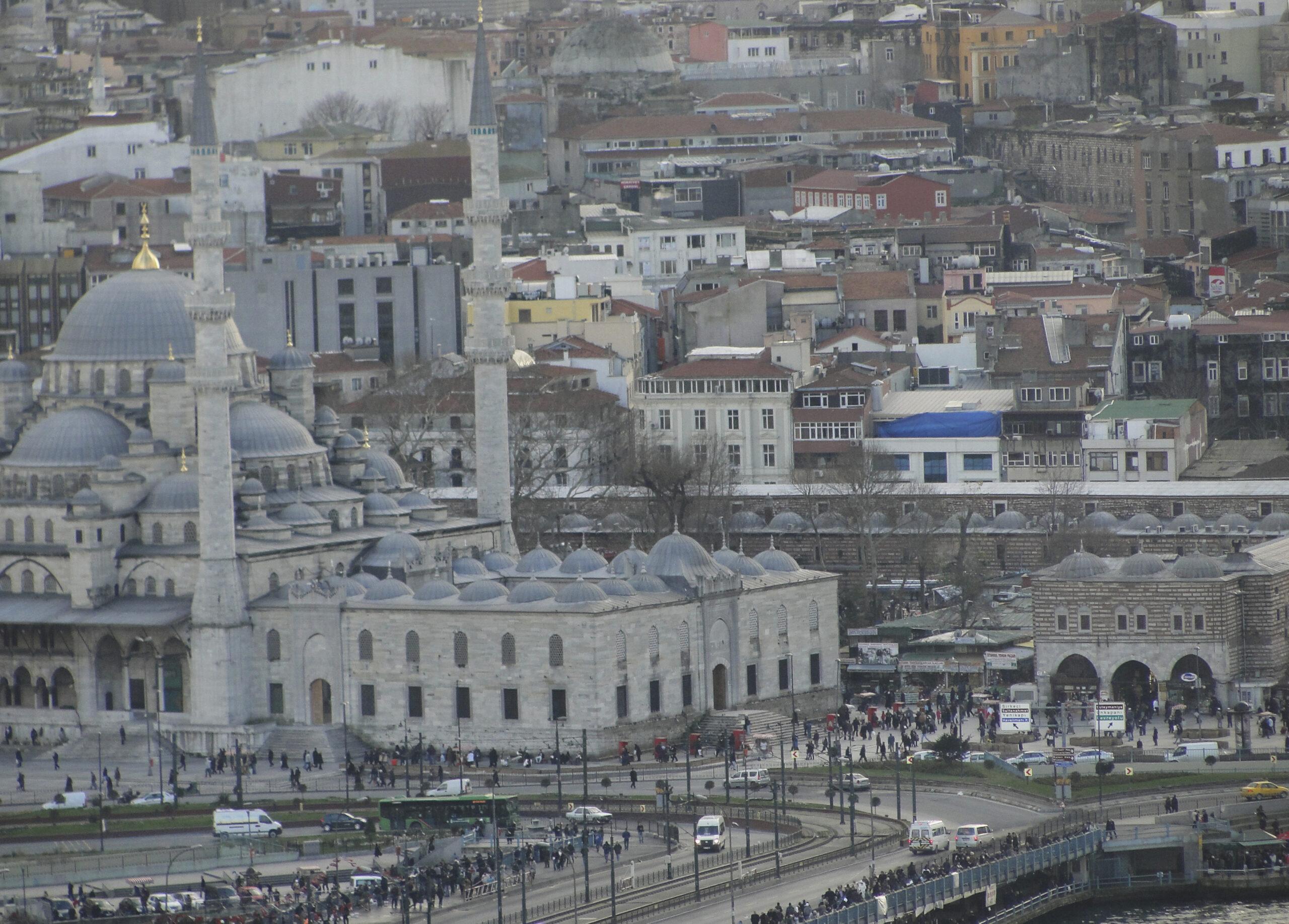 Тур в Турцию Стамбул 19 083 руб. чел.