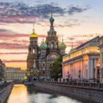 Тур в Россию Москва 8 275 руб. чел.