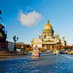 Тур в Россию Санкт-Петербург 6 530 руб. чел.