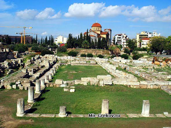 tur v greciju attika 94 148 rub chel - Тур в Грецию Аттика 94 148 руб. чел.